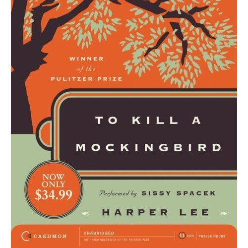 [To Kill a Mockingbird] By Lee, Harper(Author)To Kill a Mockingbird[Audio CD] on 01 Jan 2009