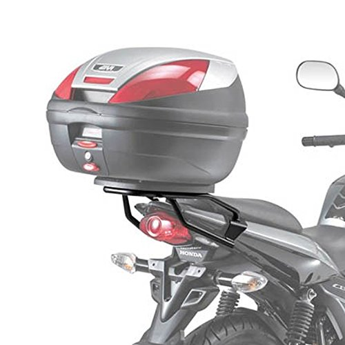 Givi SR157 Motorcycle Rear Luggage Rack Carrier For Honda CBF 125 09-14