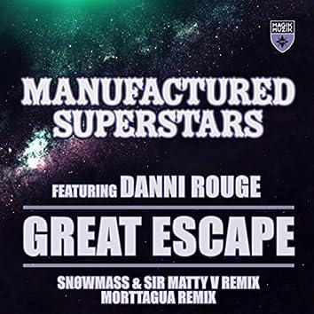 Great Escape (SNOWMASS & Sir Matty V Remix + Morttagua Remix)