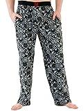 The Avengers Marvel Avengers - Pantalones del pijama para Hombre Grande Gris