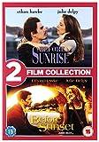 Before Sunrise / Before Sunset (2 Dvd) [Edizione: Regno Unito] [Edizione: Regno Unito]