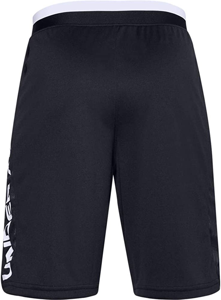 Under Armour Boys Stunt Novelty Workout Gym Shorts