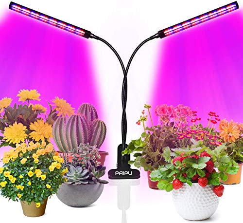 PAIPU -  LED Pflanzenlampe,