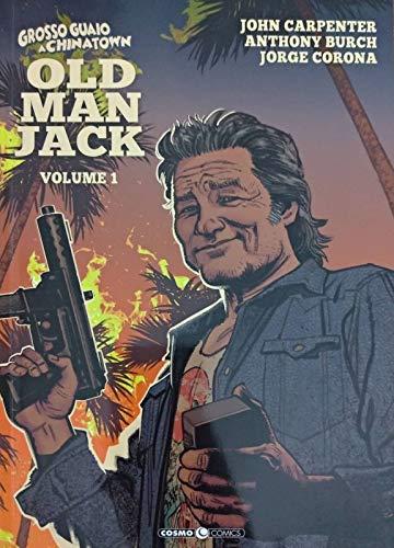 Editoriale Old Man Jack 1 – Grosso Guaio a Chinatown Cosmo – Italiano