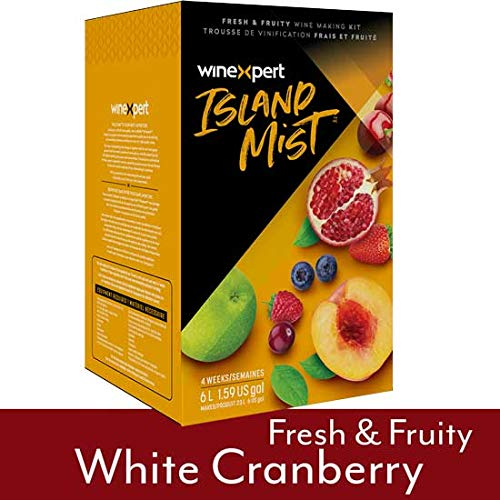 Island Mist White Cranberry