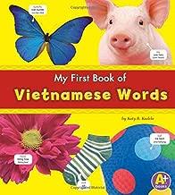 My First كتاب من الفيتنامي الكلمات (صورة bilingual dictionaries) (إصدار multilingual)