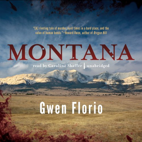 Montana audiobook cover art