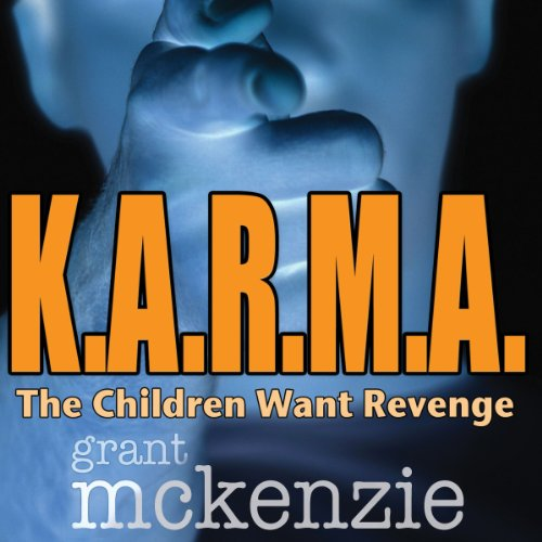 K.A.R.M.A. audiobook cover art
