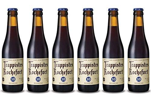Brasserie De Rochefort - Rochefort 10 Azul 33Cl X6