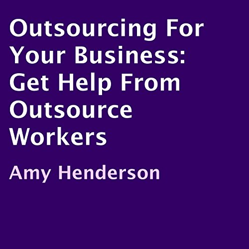 Outsourcing for Your Business cover art