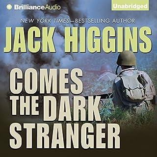 Comes the Dark Stranger cover art
