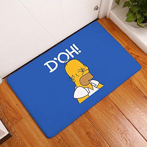 Stripfiguur Simpson Family Print Tapijten Badmatten Antislip tapijten-met_40 * 60