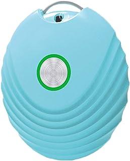 TLJX Purificador de Aire Collar, Portatil Purificador de Aire Cuello Colgante Captura Alergias, Polvo, Humo, Formaldehído,...