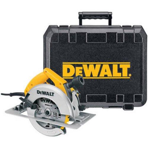 DEWALT DW364K 7-1/4-Inch Circular Saw with Electric Brake