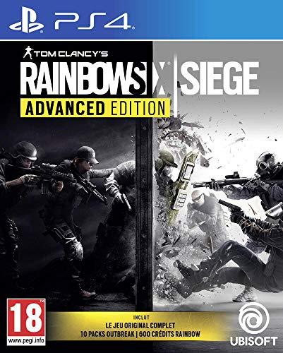 Tom Clancy's Rainbow Six : Siege - Advanced Edition PlayStation 4 - PlayStation 4 [Edizione: Francia]