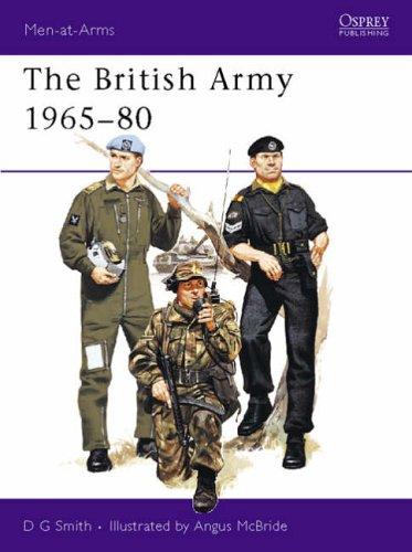 The British Army 1965-80: No. 71 (Men-at-Arms)