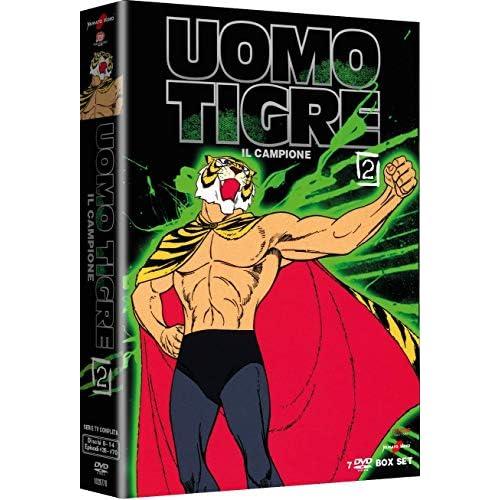 Uomo Tigre-Il Campione - Volume 2 (7 Dvd) (Collectors Edition) (7 DVD)