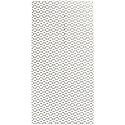 National Hardware N346-940 4076BC Expanded Steel in Plain Steel, 3 pack