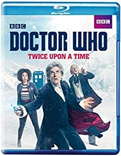 Doctor Who Special:Twice Upon A Time(BD)