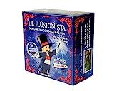 MAGIC SECRET - Caja de Magia Infantil - El Ilusionista - + DE40 Trucos de Magia Profesional - a Partir de 5 años - 88 Videos Explicativos (App iOS & Android) + 11 Accesorios + Entrenamiento
