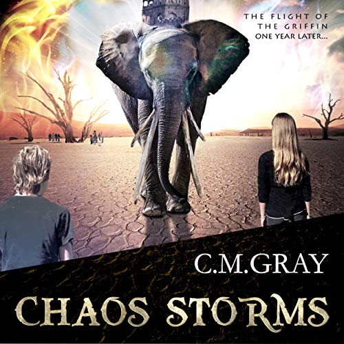 Chaos Storm cover art
