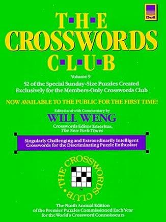 The Crosswords Club Volume 9: 009