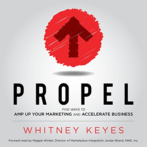 Propel audiobook cover art