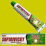 SIDDHALEPA SUPIRIVICKY Ayurvedic Herbal Non Fluoridated Toothpaste 110g x 6