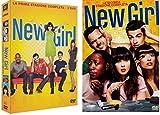 NEW GIRL - Stagione 1 + 2 (2 Box - 6 Dvd) Ed. Italiana