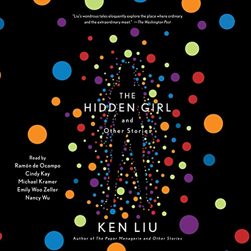The Hidden Girl and Other Stories cover art