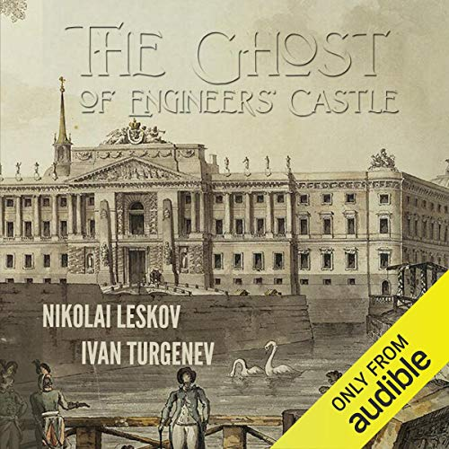 The Ghost of the Engineers' Castle audiobook cover art
