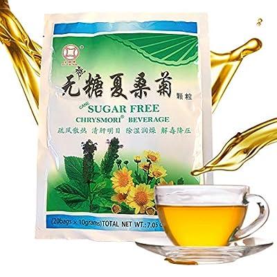 Cane Sugar-Free Chrysmori Beverage Helps Reduce Pimple-Acne Problems, Less Summer Heat Tea ??? ???? ???