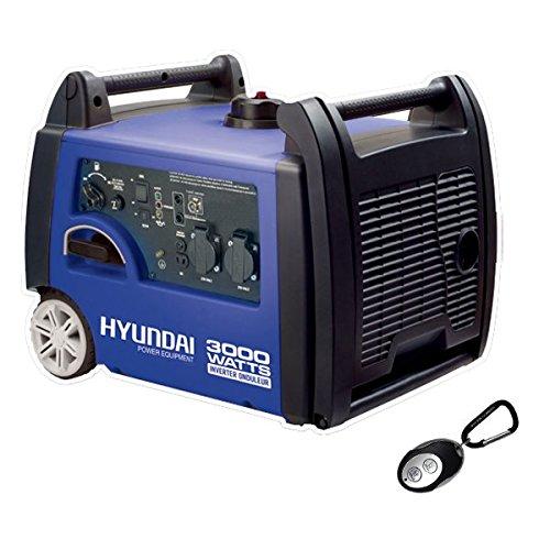 Hyundai HG4000I-AR Groupe électrogène inverter 2800/3000 W