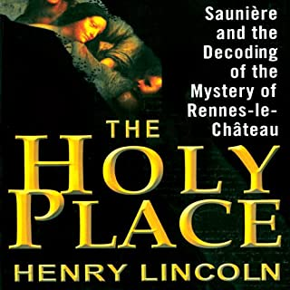 The Holy Place cover art