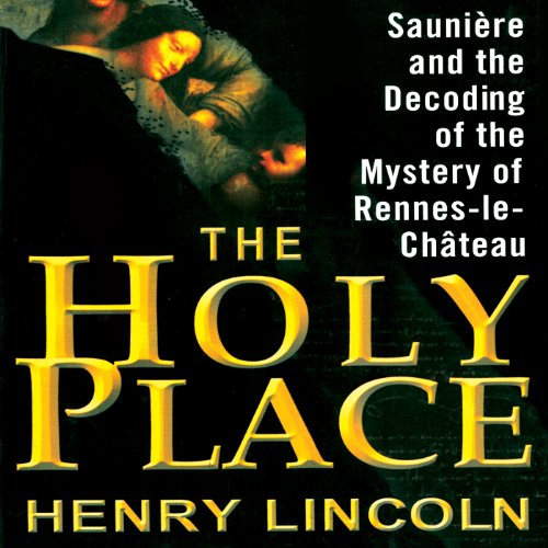 The Holy Place audiobook cover art