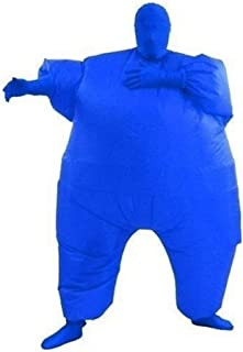 Adult Inflatable Costume Blow Up Bodycon Jumpsuit