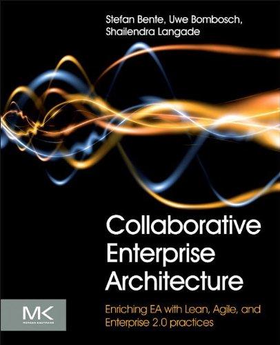 Collaborative Enterprise Architecture: Enriching EA with Lean, Agile, and Enterprise 2.0 practices (English Edition)