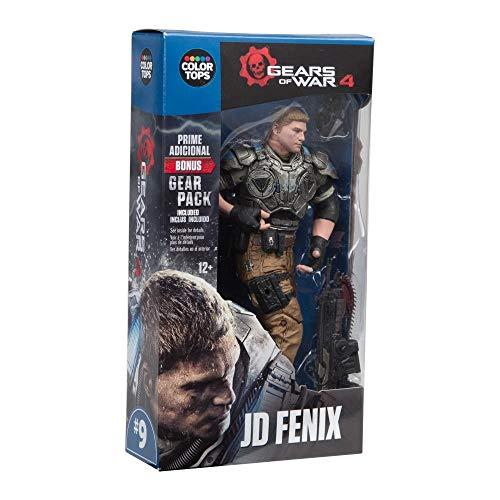 Figurine Gears of War 4 : JD Fenix