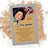 Palladio Rice Paper Facial Tissues