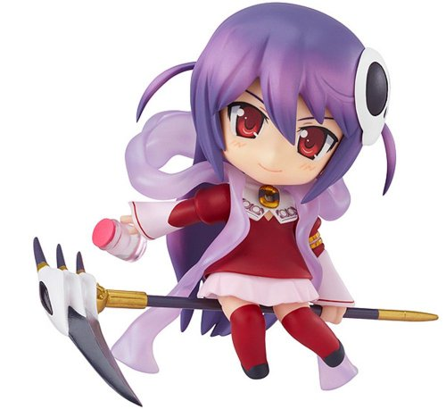 The World God Only Knows: Haqua Nendoroid figurine