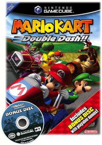 Mario Kart: Double Dash!! with Bonus Disc by Nintendo
