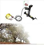 Vibradora para Árboles de Aceituna, Vibradora de Olivos, Vibradora para Árboles de Frutas,Manzaras
