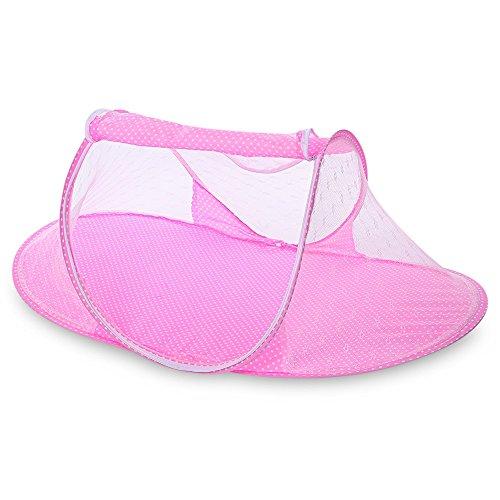 Candora Summer pliable pour bébé Moustiquaire bébé Intérieur ou extérieur souple Tente Portable Berceau sommeil Lit de voyage