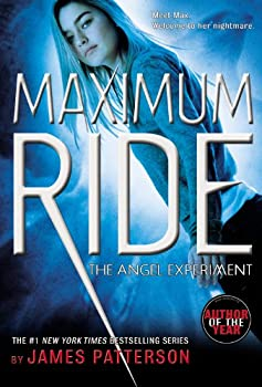 Paperback The Angel Experiment : A Maximum Ride Novel Book
