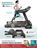 Zoom IMG-2 sportstech f37 professionale tapis roulant