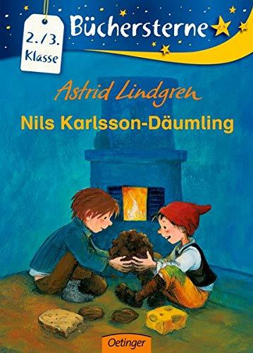 Nils Karlsson-Däumling: Lesestufe 3: ab 7/8 (2./3. Klasse) (Büchersterne)