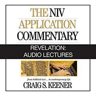 Revelation: Audio Lectures     22 Lessons on History, Meaning, and Application              By:                                                                                                                                 Craig S. Keener                               Narrated by:                                                                                                                                 Craig S. Keener                      Length: 6 hrs and 20 mins     1 rating     Overall 1.0