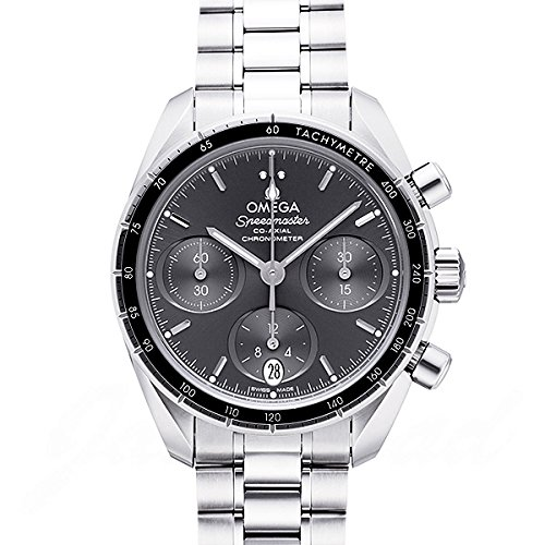 オメガ『SPEEDMASTER 38CO‑AXIAL CHRONOGRAPH 38 MM(324.30.38.50.06.001)』