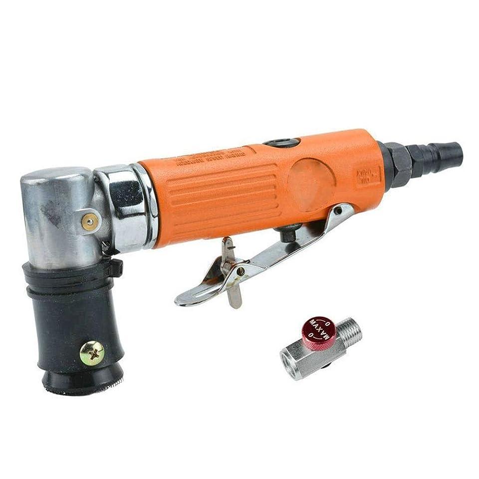 堤防ガジュマルキャッチエア工具 1インチの空気圧ポイントグラインダー、手持ちサンドペーパー機械、自動車部品サンダー