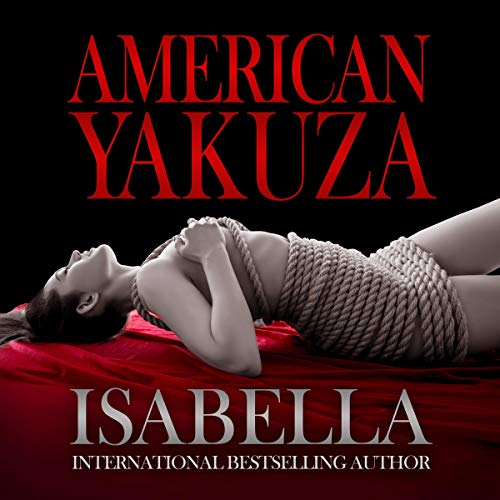 American Yakuza audiobook cover art